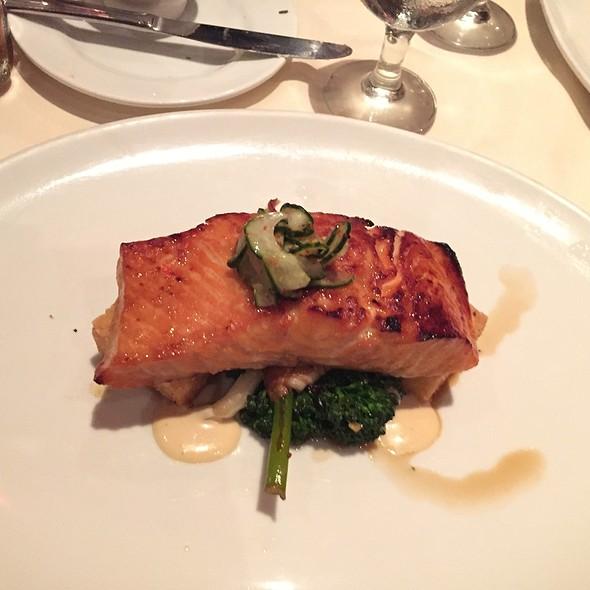 Salmon @ Wolfgang Puck Fine Dining