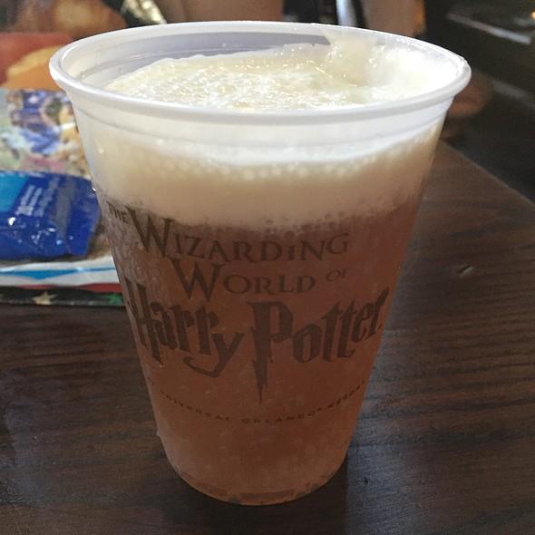 ButterBeer @ Wizarding World of Harry Potter, Universal Studio's