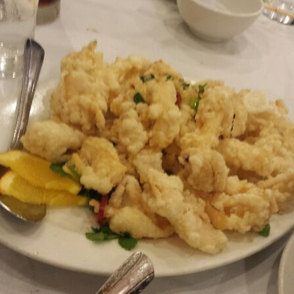 Fried Calamari