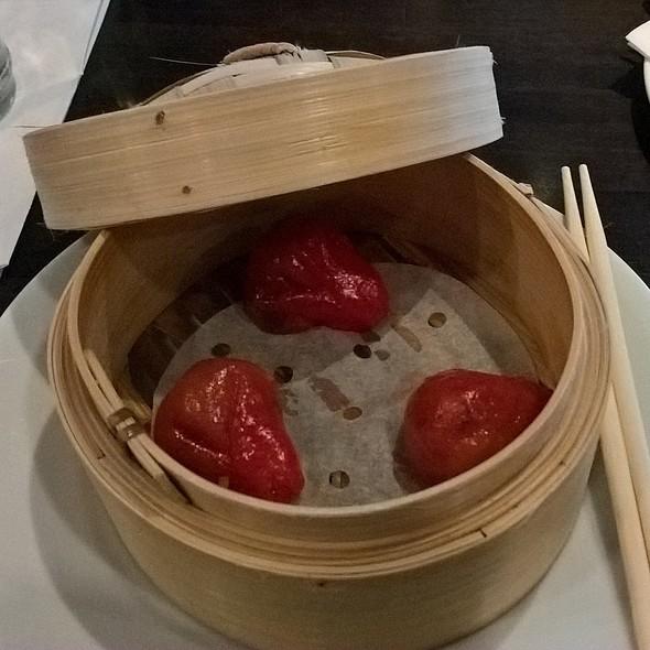 Spicy Vegetable Dumplings @ Dim T