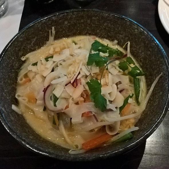Sweet Coconut Noodles