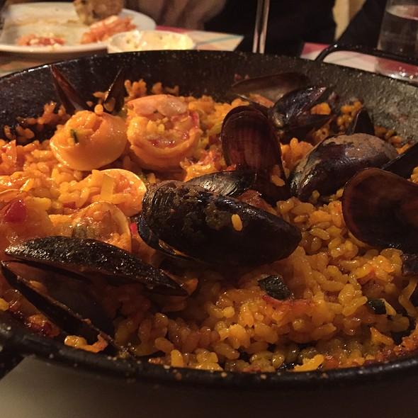 Paella @ La Bodega de Torrox