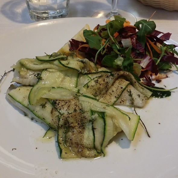 Baccalà con Zucchine @ Magna e Tas