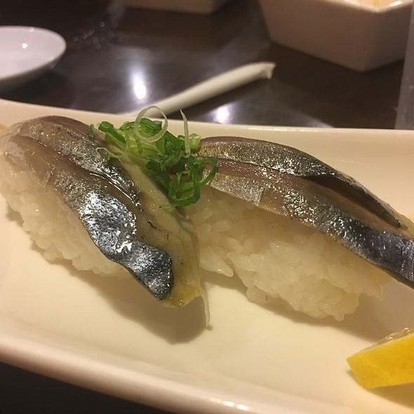 Saba @ Aniki's Sushi