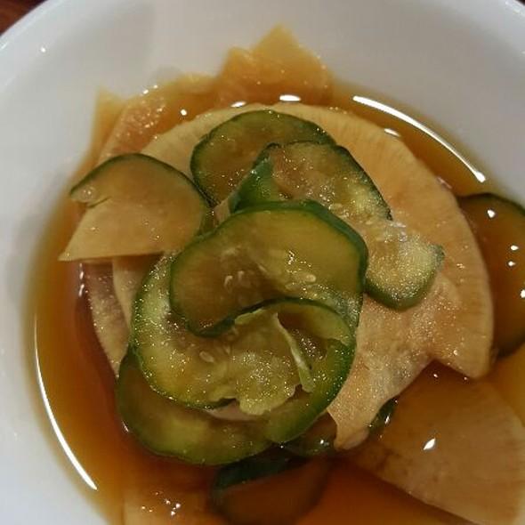 Pickled Cucumber & Radish