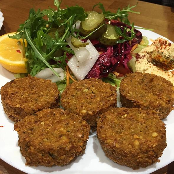 Falafel @ Mangal Ocakbasi