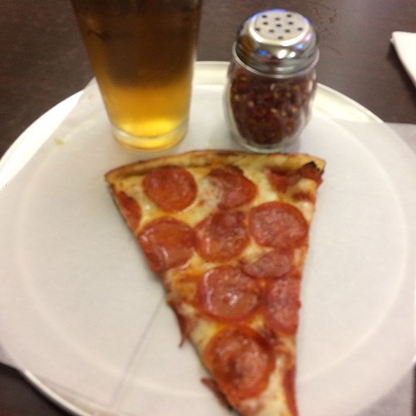 Pepperoni Slice @ LANY Pizza