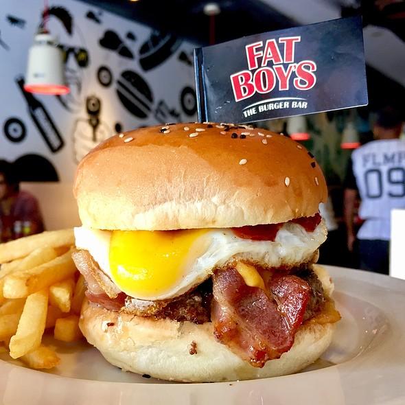 Wimpy Burger @ Fatboy's The Burger Bar