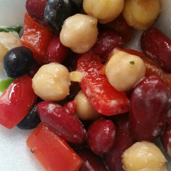 Bean Salad @ Northeast Market