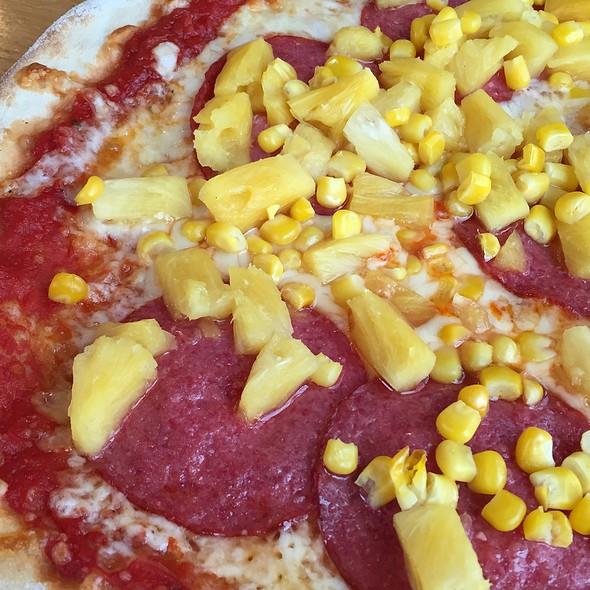 Pizza @ Bäckerei Schmidt KG