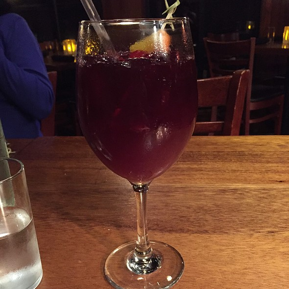 Red Sangria @ Camille's