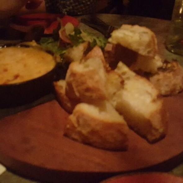 Goat Cheese Fondue @ Fainting Goat