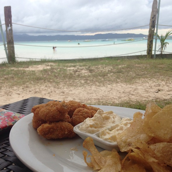 Fish and Chips @ Boracay Terraces Resort