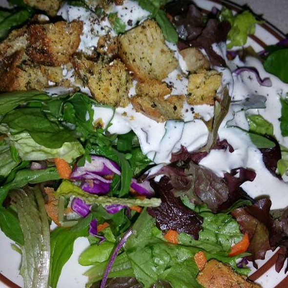 Mixed Green Salad @ Hitching Post II