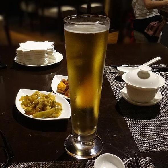 Tiger beer @ Silk Road Restaurant