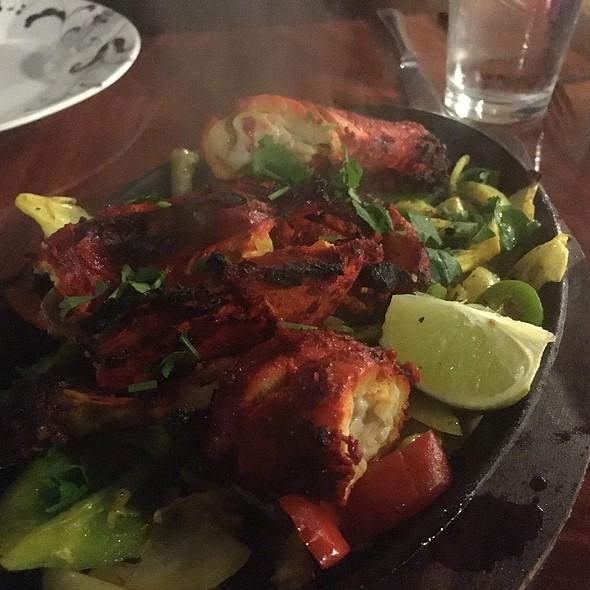 Chicken Tandoori @ Kathmandu Kitchen