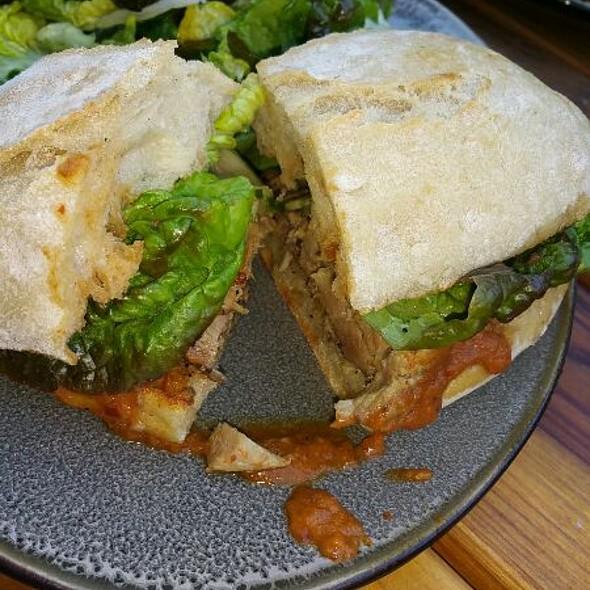 Old Skool Sandwich @ Bacon & Brine