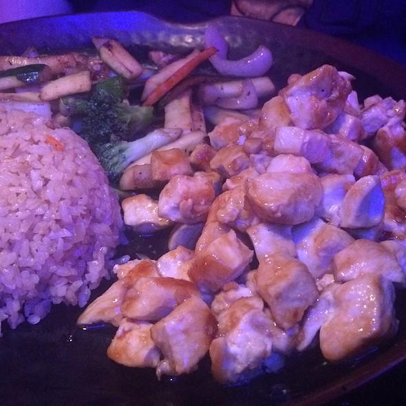 Hibachi Chicken @ Ichiro Japanese Fusion