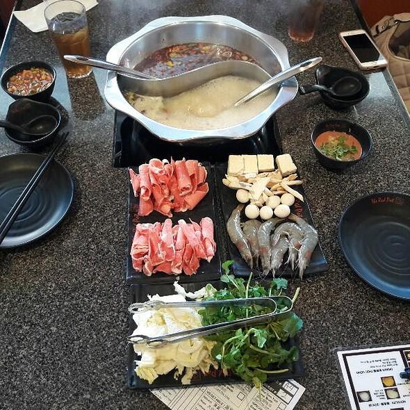 Alll You Can Eat Shabu Shabu @ The Red Pot