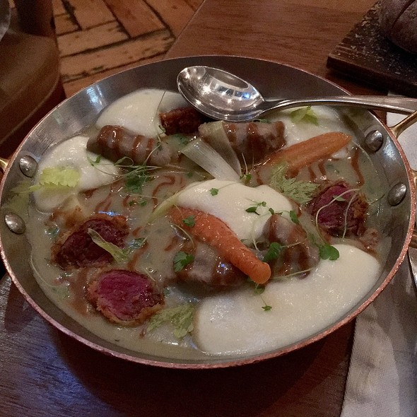 Braised Lamb Stew @ Fade St Social by Dylan McGrath