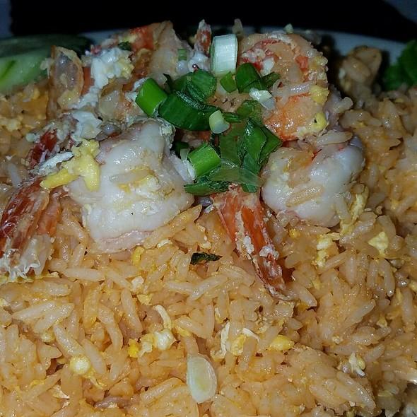 Shrimp Fried Rice @ Thai Original BBQ