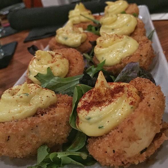 Texas Fried Deviled Eggs @ Beaver's