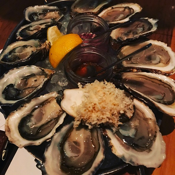 Oysters @ The Chase Fish And Oyster