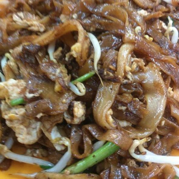 槟城火炭炒粿条