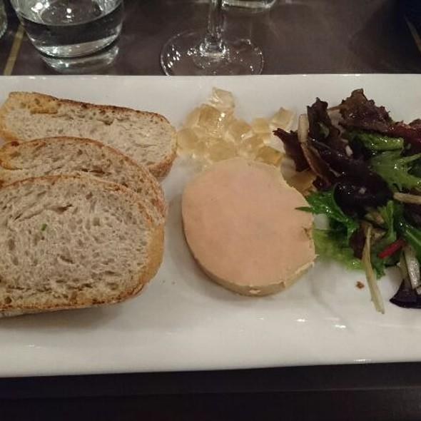 Foie Gras De Canard Maison Au Porto Blanc