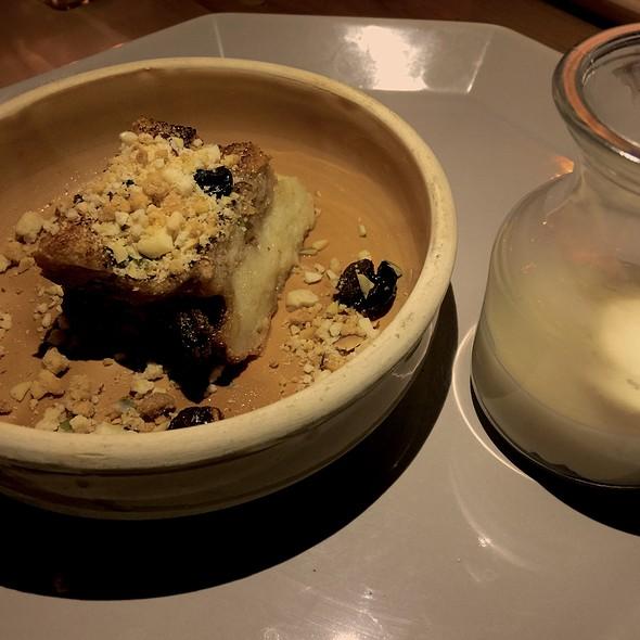 Bread Pudding @ Doma