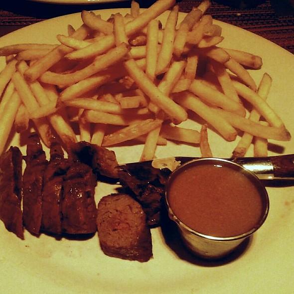 Steak Fritas  @ El Cortez Hotel & Casino