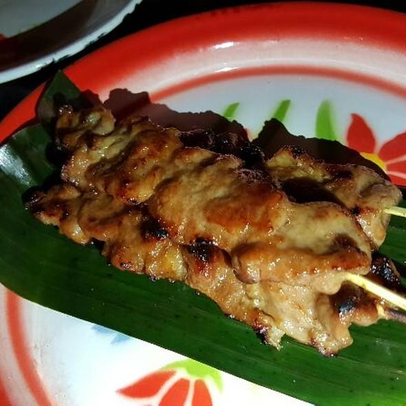 Moo Ping (Pork Skewers)