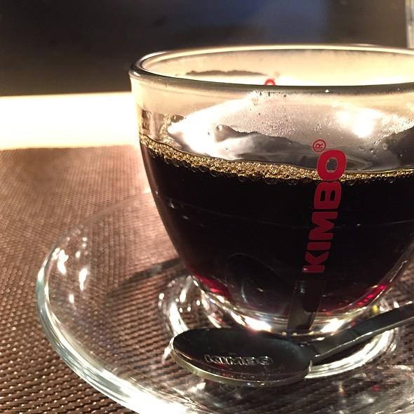 コーヒー @ Taverna I 不動前店