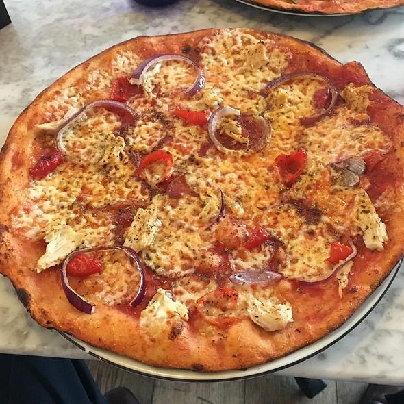 Pollo Ad Astra Pizza @ Milano