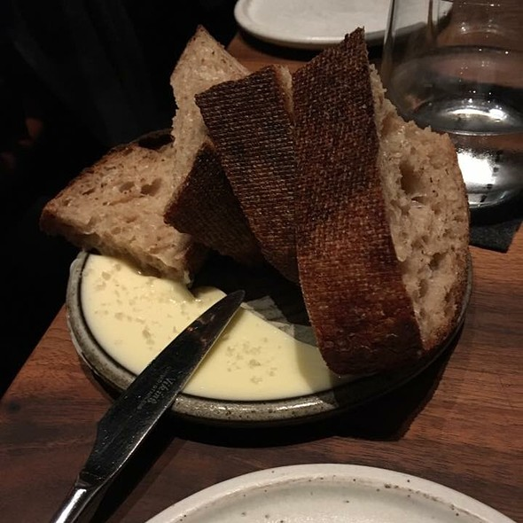 Sourdough With House-Cultured Butter
