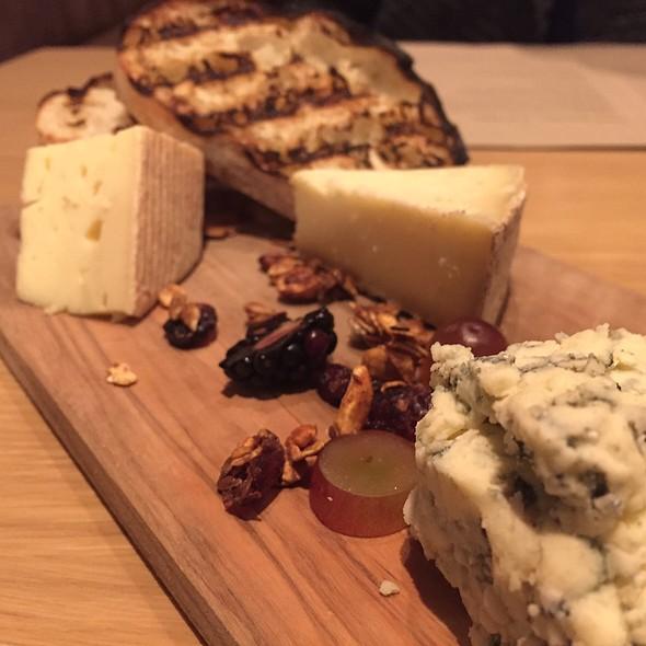 Cheese Board @ Stoke Charlotte