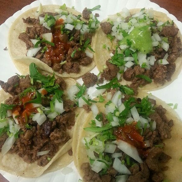 Asada Tacos @ rambo's tacos
