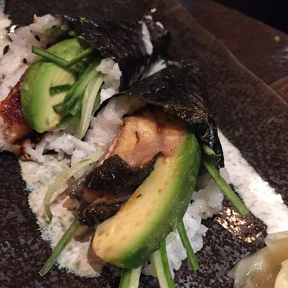 Tuna Handroll @ Berger Streetfood - Fusion Sushi