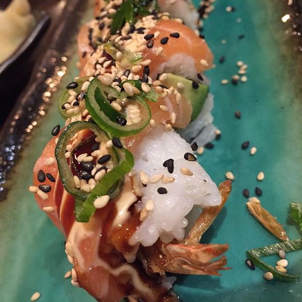 Tempura Roll @ Berger Streetfood - Fusion Sushi