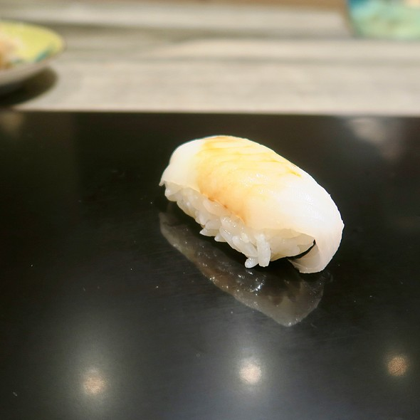 Butter Fish Nigiri