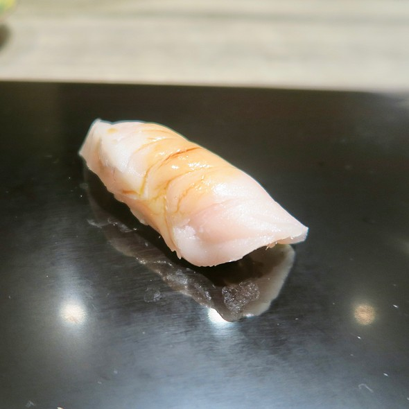Spanish Mackerel Nigiri