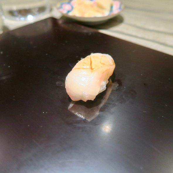 Striped Jack Nigiri