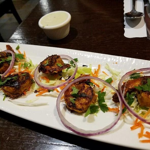Masala Shrimps