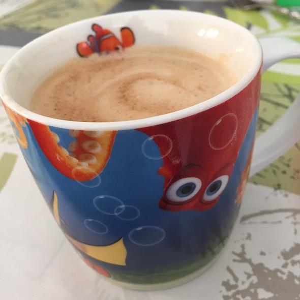 Coffee @ Home Sweet Home Sir Aqua