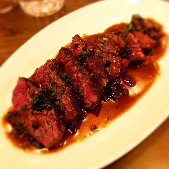 Steak Au Poivre @ Petit Lion