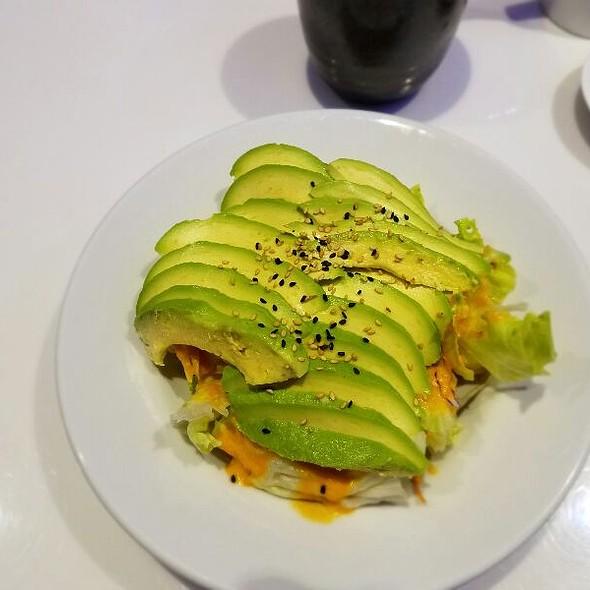 Avocado Salad @ Naruto Sushi