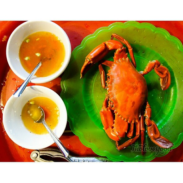 Sexy Crab @ Oc Ghe Duong Thanh