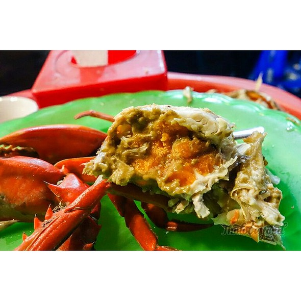 Crab Roe @ Oc Ghe Duong Thanh