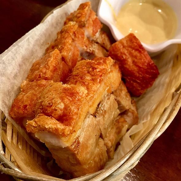 Crispy Pork Ingots @ Morganfield's (@ VivoCity)