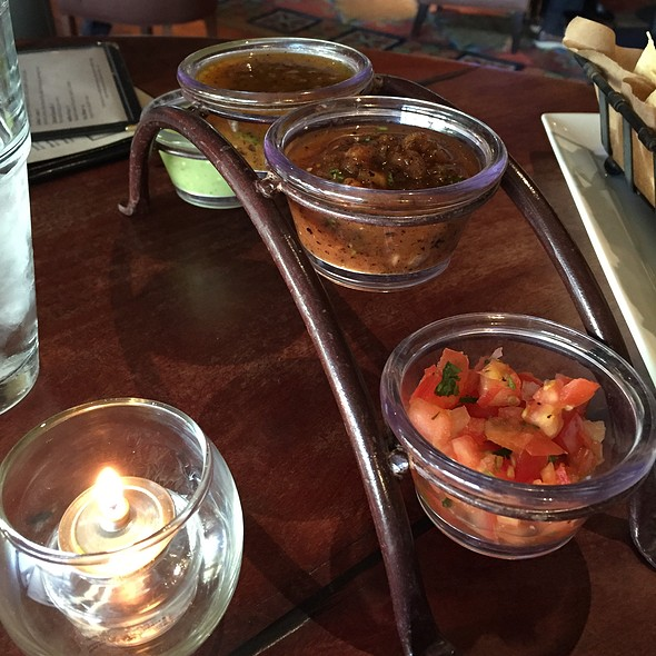 Chips And Salsa Tree @ Rita's Kitchen